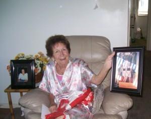 Mum Christmas 2011
